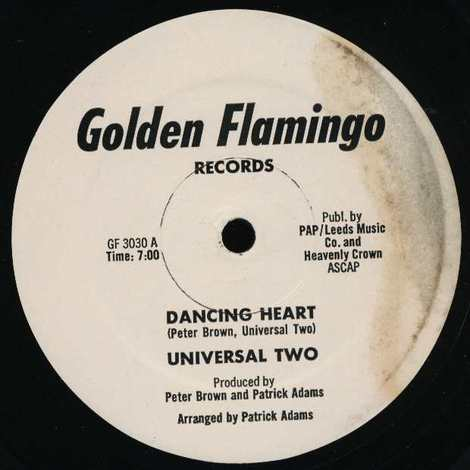 UNIVERSAL TWO/DANCING HEART