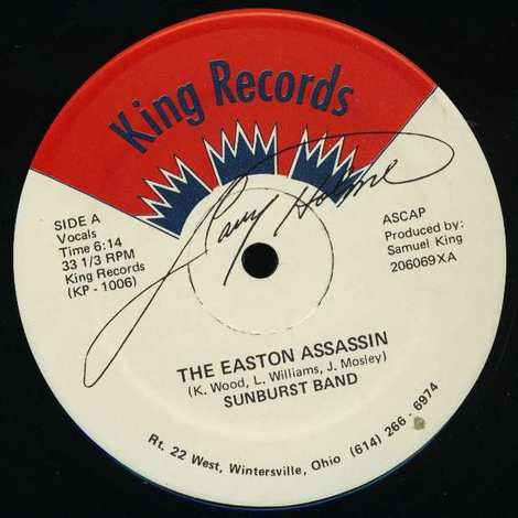 THE SUNBURST BAND/THE EASTON ASSASSIN
