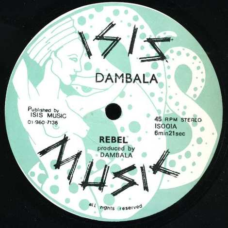 DAMBALA/REBEL