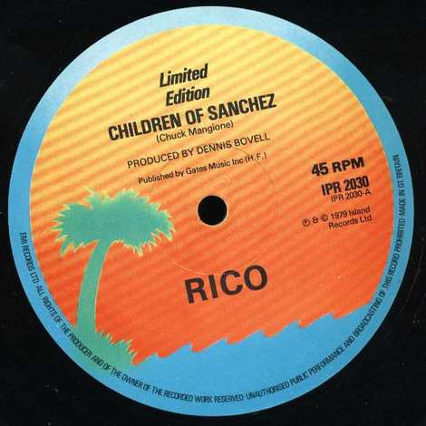 RICO/CHILDREN OF SANCHEZ