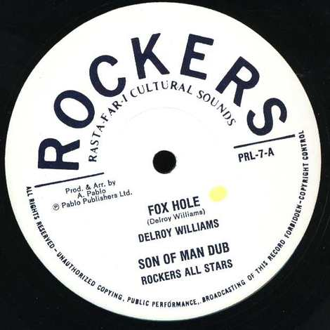DELROY WILLIAMS/FOX HOLE