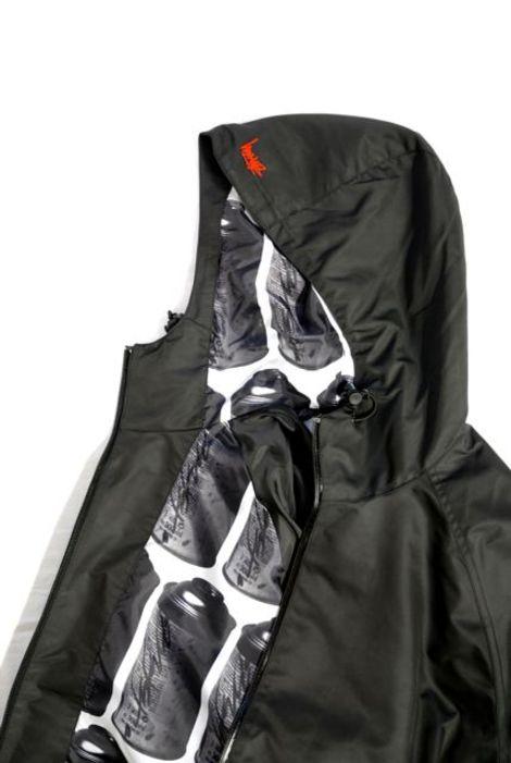 STUSSY x FL Nylon Jacket