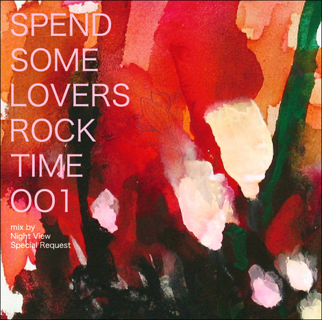 SPEND SOME LOVERS ROCK TIME vol.001